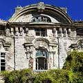 Abandoned Liberty Villa With Pigeons - Villa Liberty Abbandonata Con Colombi by Enrico Pelos