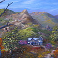 Abandoned by Mary  Leiseth