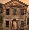 Abandoned Montana School by Adam Jewell