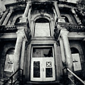 Abandoned Psychiatric Hospital by Mark Miller