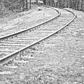 Abandoned Railway by Gabriela Insuratelu