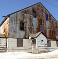 Abandoned Storage by William Tasker