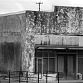 abandoned store in black and white #VanishingTexas Rosebud by Trace Ready