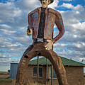 Abandoned Texas #3 by Jon Manjeot
