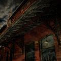 Abandoned Train Station by Scott Hovind