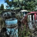 Abandoned Vehicles - Veicoli Abbandonati  1 by Enrico Pelos