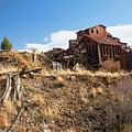 Abandoned Vindicator Valley Mine by Kristia Adams