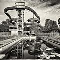Lets Have A Splash - Abandoned Water Park by Dirk Ercken