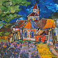 Abbaye De Senanque by Raluca Nedelcu