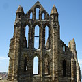 Abbey At Whitby  by Susan Baker