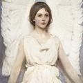 Abbott Handerson Thayer - Angel by Abbott Handerson Thayer