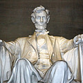 Abe Down To His Knees by Cora Wandel
