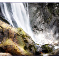 Aber Falls by Mal Bray