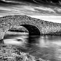 Aberffraw Bridge V2 by Adrian Evans