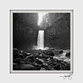 Abiqua Falls Amphitheater  by Ingrid Smith-Johnsen