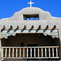 Abiquiu Church Number 2 by Joseph R Luciano
