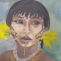 Aborigen Venezolano by Ivonne Sequera
