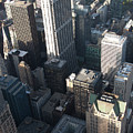 Above Chicago 2 by JoAnn Silva
