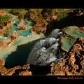Above Havasupai Falls Arizona by Jessica Westermeyer