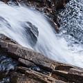 Above Small Falls by Steven Natanson