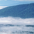 Above The Clouds Panoramic by Doug Berry