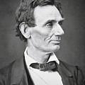 Abraham Lincoln by Alexander Hesler