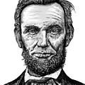 Abraham Lincoln by Doug LaRue