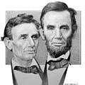 Abraham Lincoln by Gene Sherman