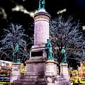 Abraham Lincoln Memorial by William Norton