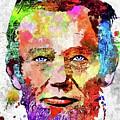 Abraham Lincoln Portrait by Daniel Janda