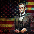 Abraham Lincoln The President  by Gull G