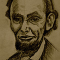 Abraham's Lincoln. by Katie Ransbottom