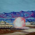 Abrams Firing by Melinda Etzold