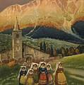 Abrvzzo by Nostalgic Prints