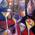 Absent One Whiskey  by Jon Baldwin  Art