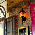 Absinthe Bar by Ted Hebbler