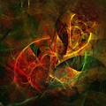 Abstract 051011 by David Lane