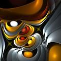 Abstract 061010 by David Lane
