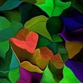 Abstract 063016 by David Lane