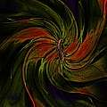 Abstract 070810a by David Lane