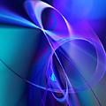 Abstract 070810b by David Lane