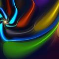 Abstract 080510 by David Lane