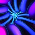 Abstract 080610b by David Lane