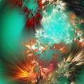 Abstract 090710b by David Lane