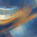 Abstract - 1 - Emp - Seattle by Nikolyn McDonald