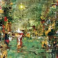 Abstract 1 by Gerri Anderson