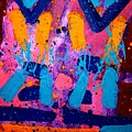 Abstract 10316 - Cropped by John  Nolan