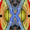 Abstract 14 by Cathy Anderson