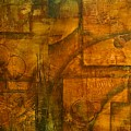 Abstract 18 by Gerri Anderson