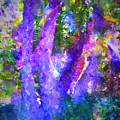 Abstract 18 by Pamela Cooper